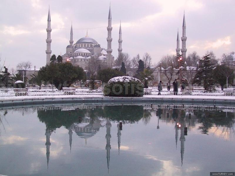 Half Day Tour of Old Istanbul